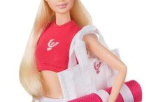 Yoga yapan barbie