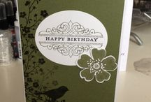 Stampin' Up! - Morning Meadow
