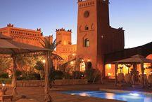 hotels in Ouarzazate region / http://monmarocguide.com