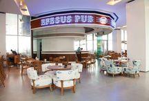 Efesus Pub - Marmara Forum İstanbul / Sandalyeci