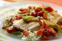 Healthy, low calorie recipes