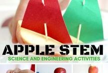 STEM Fun! / Encourage early interest in science, technology, engineering and math with these awesome activities!  STEM Activities for Kids | Toddler STEM | Elementary STEM |  STEM Books for Kids