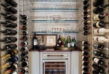 Wine Cellar / Creative and inspirational wine cellars and spaces for wine storage in our Okanagan Wine Country homes.