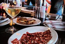Pairing Food and Wine / Pairing awesome food tasted in awesome places with our Italian Wines.