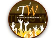 Titus Works Empowerment Conference Calls / Empowerment Call guest