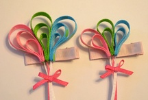 ribbon / quilling