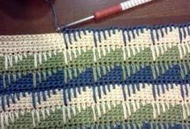Nuestra de crochet para bolsos