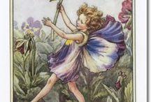 artsy inspiration: fairies / by Erica Birnbaum