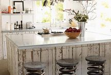 Kitchen / The heart centre of the home, natural kitchen design and decor