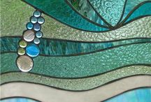 stained glass dreams / by Kathy Gellert