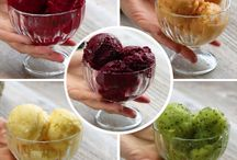 Summer Sorbet Recipes