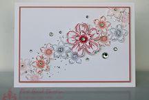 Card / Box - Petite Petals