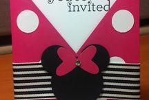 Emily's invitation ideas