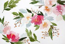 Pattern: Florals / by C Crews