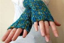 Fingerless Mitts / by Susan Guida
