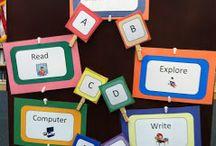 Library Center Ideas