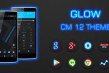 Glow CM13 CM12/12.1 Theme v3.6