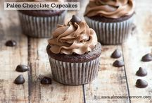 Banting choc cupcakes