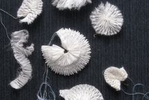 Fabric manipulation / Ideas and inspiration for creating structure and form with textile