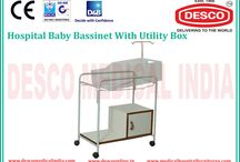 Baby Bassinet With Utility Box Manufacturers India / Searching for Baby Bassinet with Utility Box? If yes, then you are on the right place. DESCO is having a vast range of experience in manufacturing this product in India.