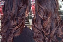 Brunette Hair / by Casey Johnson