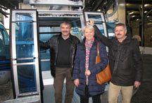 Die neue Donnerkogelbahn in Annaberg / Heute durften wir zum ersten Mal mit der neuen Donnerkogelbahn über Annaberg schweben - herrlicher Panoramablick inklusive!