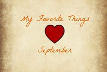 My Favorite Things - Monthly Link Love