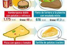 Tips de Alimentación / Tips y consejos sobre alimentación y salud