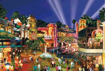 Downtown Disney / There's so much to do before you even enter the Disneyland gates!