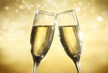 New Year's Eve Celebration / New Year's Eve party ideas, drink recipes, food, games and crafts!