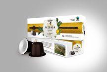 Fairtrade Coffe Capsules Vista da Fazenda.