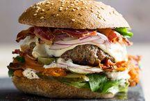 Banting Beef Burgers