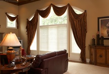 Fine Designs & Interiors / This is a small portfolio of over 24 years of Creatively Constructed Custom Window Treatments. I have won 7 International Design Competitions through Vision Magazine with my designs.