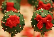 Cake Pops - Christmas