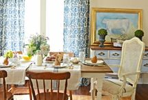 Dining Room / by Kenna Tomberlin