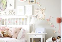 Halle's room / by Julie Newman