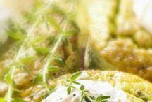 plats aux courgettes