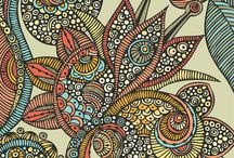 Zentangle & doodles / by Carol Kuhfahl