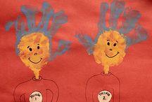 Homeschool- Dr. Seuss