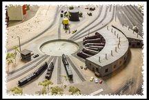 Model railroad / Steve Kearney adlı kullanıcıdan