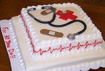 pasteles de enfermera