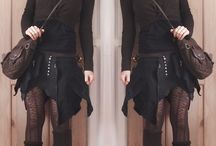 everyday gothic look ideas