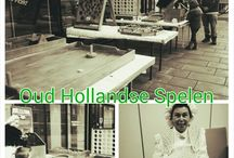 Interactief oud hollands entertainment