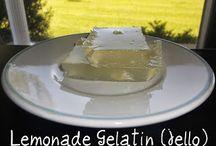 Food - Gelatin