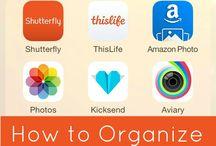 Organization/Plan / by Kayci Wagner