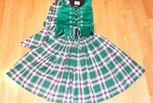 Gretna, Dress Green