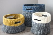basket knitt