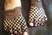 Designs - Henna Patterns