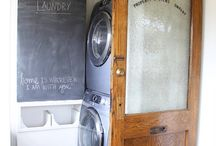 Laundry room / by Bekah Long