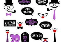 30th Birthday Parties